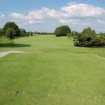 Hole 1 Tee<br> 1st Hole<br> Par 4: Index 15 <br> Blue: 334m<br> Green: 330m<br> Red: Index 7 – 291m<br> Tip: Gentle opener, 3 wood option to hit the fairway for best approach to green.<br> Deep green to check pin placement.<br>